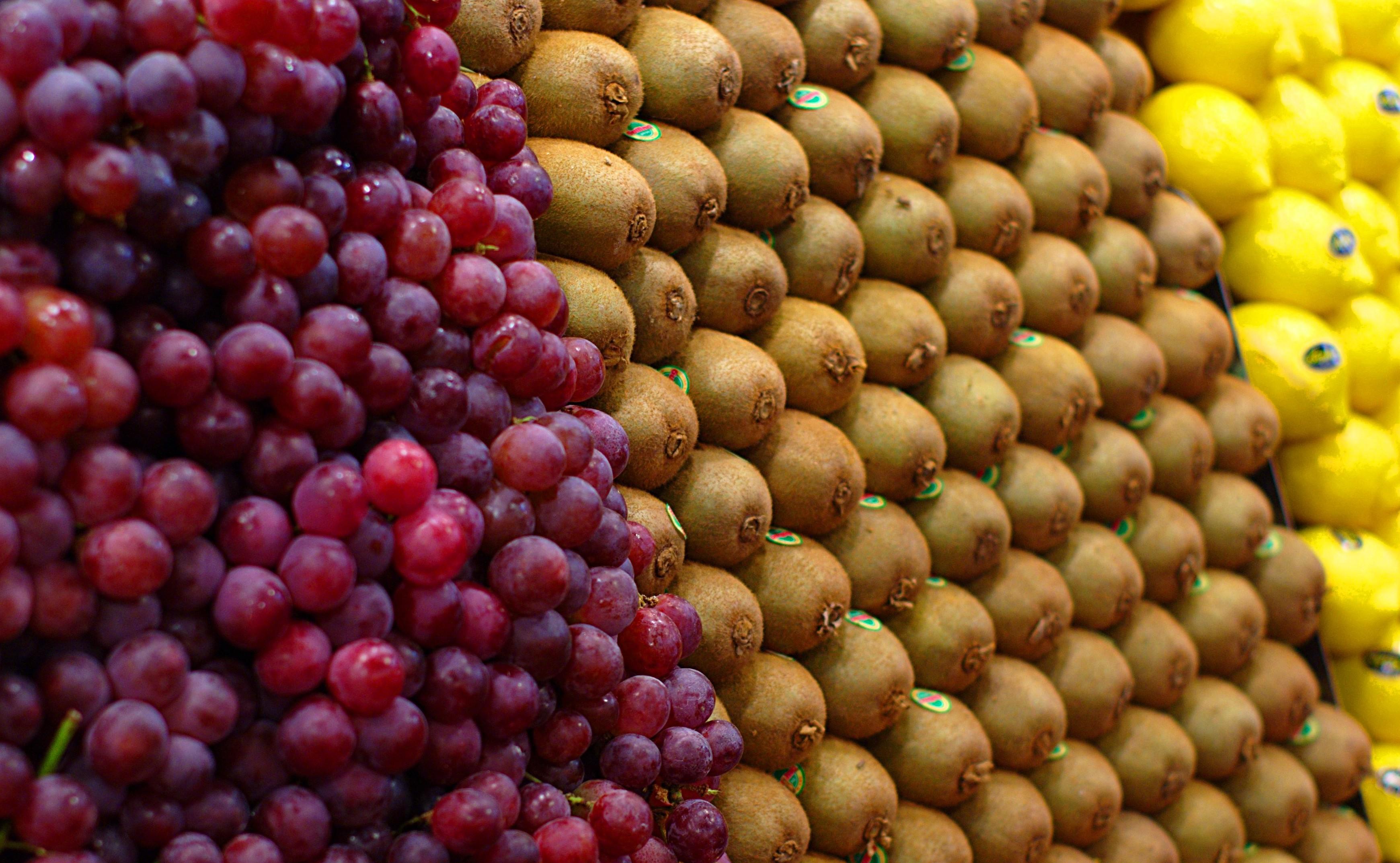 Kiwifruit and others