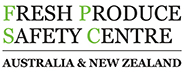 Fresh Produce Safety Centre Australia & New Zealand